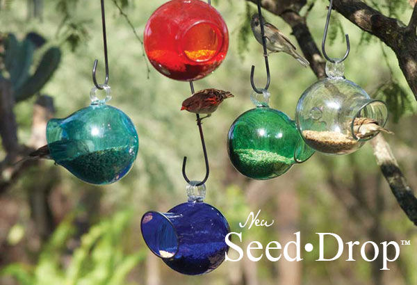 Seed Drop Feeders from Par-a-sol click to enlarge!